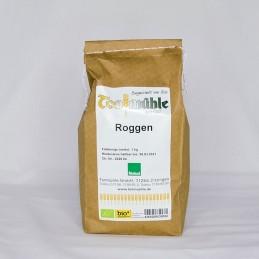 Bioland Roggen - 1 kg