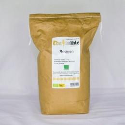 Bioland Roggen - 2,5 kg