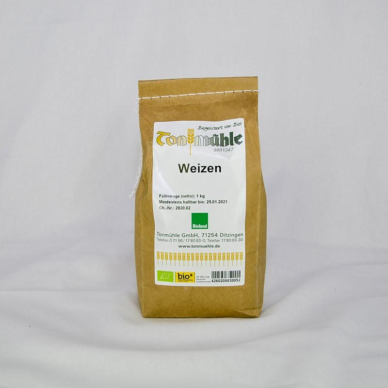 Bioland Weizen - 1 kg