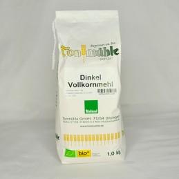 Bioland Dinkel-Vollkornmehl - 1 kg