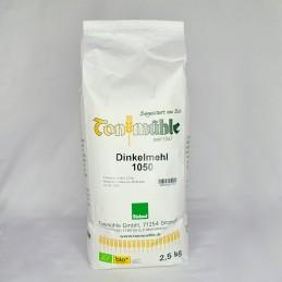 Bioland Dinkelmehl 1050 - 2,5 kg