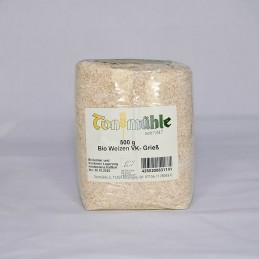 Bioland Weizen-Vollkorn-Grieß
