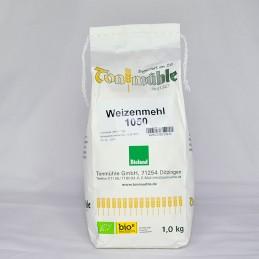Bioland Weizenmehl 1050 - 1 kg