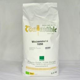 Bioland Weizenmehl 1050 - 5 kg