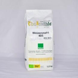 Bioland Weizenmehl 405 - 1 kg