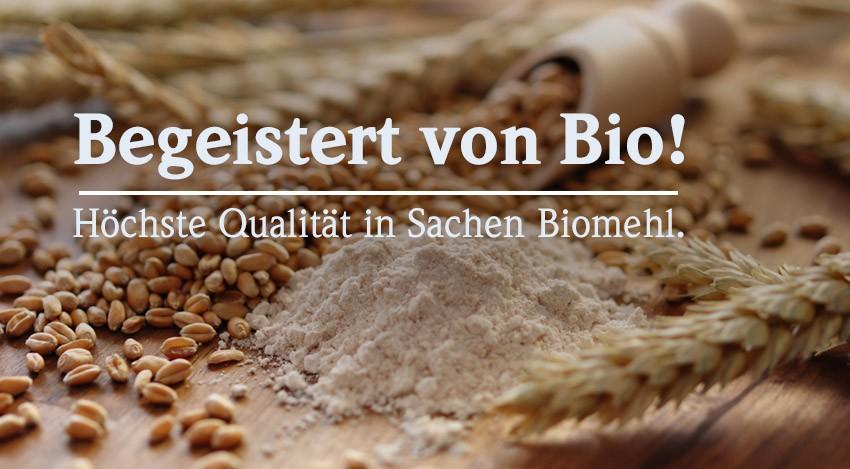 Biomehl aus Baden-Württemberg.
